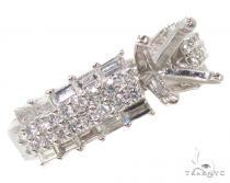 Prong Diamond Semi Mount Ring 36523 セミマウント ダイヤモンド リング