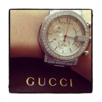 Diamond Gucci Watch YA101339 Gucci