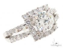 Prong Diamond Ring 36567 Engagement