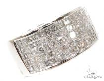 Prong Diamond Pinky Ring 36866 Style