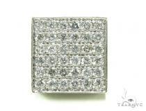 Round Cut Prong Diamond Single Earring Style
