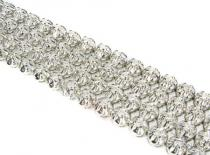 Toni 4 Row Mens Diamond Bracelets