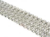 Toni 4 Row メンズ ダイヤモンド ブレスレット