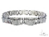 Pave XL Bracelet メンズ ダイヤモンド ブレスレット