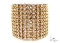 Fire and Ice Bracelet 2 メンズ ダイヤモンド ブレスレット