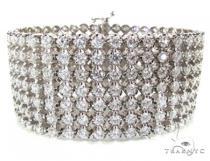 SuperStar Bracelet メンズ ダイヤモンド ブレスレット