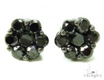Black Diamond Earrings 36942 Black Diamond Earrings