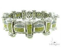 Invisible Diamond Bracelet 36982 メンズ ダイヤモンド ブレスレット