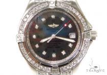 Breitling Superocean Diamond Watch ブライトリング Breitling