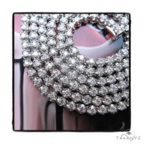 Mini Diamond Chain 32 Inches, 4mm, 44 Grams Diamond