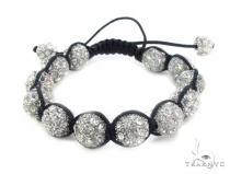Crystal Shambala Rope Bracelet 37132 Rope Bracelets