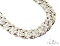 Diamond Cuban XL Chain 42 Inches, 14mm, 300 Grams Diamond Chains