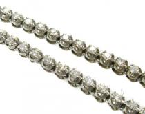 Super Iced Diamond Chain 31 Inch, 4mm, 45 Grams Diamond Chains