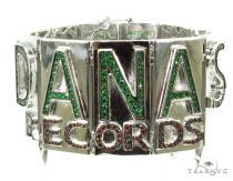 Custom Bandanasplit Bracelet 37267 シルバーペンダント