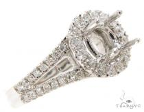 Prong Diamond Semi Mount Ring 37508 Engagement
