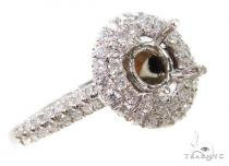 Prong Diamond Semi Mount Ring 37509 Engagement
