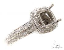 Prong Diamond Semi Mount Ring 37517 Engagement