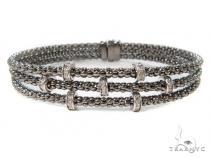 Prong Diamond Bracelet 37545 Diamond