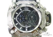 Prong Diamond Techno Master Watch TM-2134 Techno Master