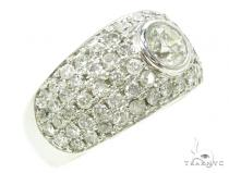 Bezel Diamond Ring 37791 レディース ダイヤモンド リング
