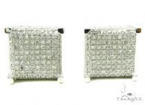 Prong Diamond Earrings 37800 Mens Diamond Earrings