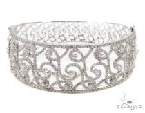 Prong Diamond Bangle Bracelet 38004 Bangle