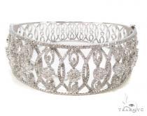 Prong Diamond Bracelet 38005 ダイヤモンド バングル