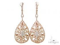 Basilica Diamond Chandelier Earrings 38031 ダイヤモンド シャンデリアイヤリング