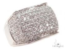 Prong Diamond Ring 39384 Mens Diamond Rings