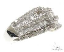Ladies Diamond Baguette Ring 39490 記念日用 ダイヤモンド リング