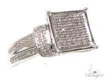Prong Diamond Wedding Ring 39597 ダイヤモンド 婚約 結婚指輪