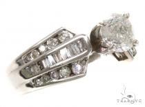 Prong Diamond Wedding Ring 39685 ダイヤモンド 婚約 結婚指輪