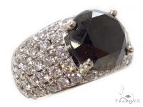 Eiffel Black Diamond Wedding Ring 40417 ダイヤモンド 婚約 結婚指輪
