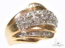 Prong Diamond Ring 40493 レディース ダイヤモンド リング