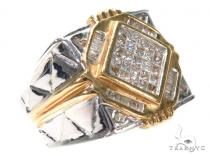 Invisible Diamond Ring 40503 Stone