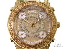 Prong Diamond JoJino Watch MJ1179 40702 Affordable Diamond Watches