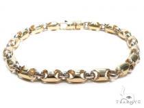 Gold Bracelet 40765 Gold Mens Bracelets