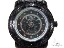 Prong Diamond Techno Master Watch TM-2140 40816 Affordable Diamond Watches