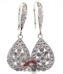 Prism Earrings Stone