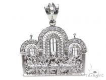 Sterling Silver Pendant 40882 Metal