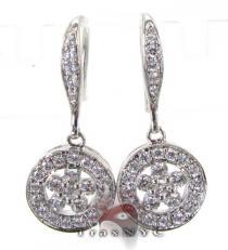 Star Earrings 4 Stone