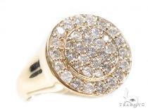 Confucius Ring 2 メンズ ダイヤモンド リング