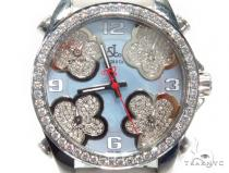 JACOB & Co Five Time Zone Diamond Watch JCMATH14 41001 JACOB & Co ジェイコブ