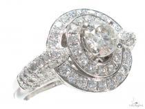 Prong Diamond Engagement Ring 41018 Engagement