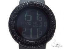 Prong Black Diamond Gucci Watch 41057 G-Shock G-ショック
