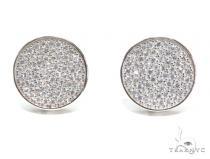 Sterling Silver Earrings 41108 Metal
