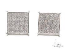 Sterling Silver Earrings 41111 Metal