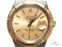 Rolex Datejust Gold and Steel Watch  41119 Diamond Rolex Watch Collection