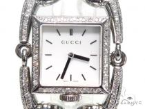 Pave Diamond Gucci Watch YA116301 41188 gucci グッチ