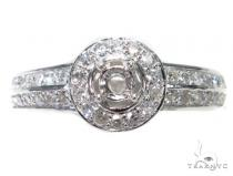 Prong Diamond Semi Mount Ring 41203 Engagement